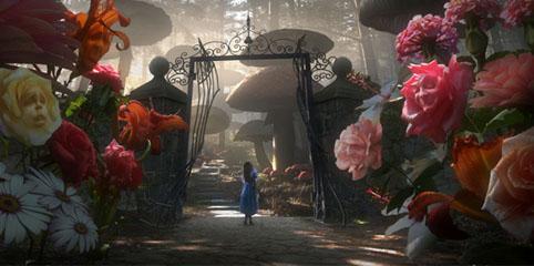 Alice au Pays des merveille