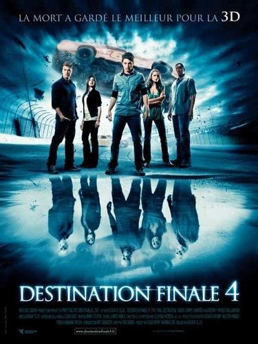 Destination Finale 4 - poster fr