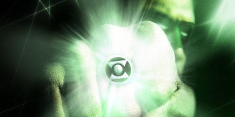 green lantern thumb