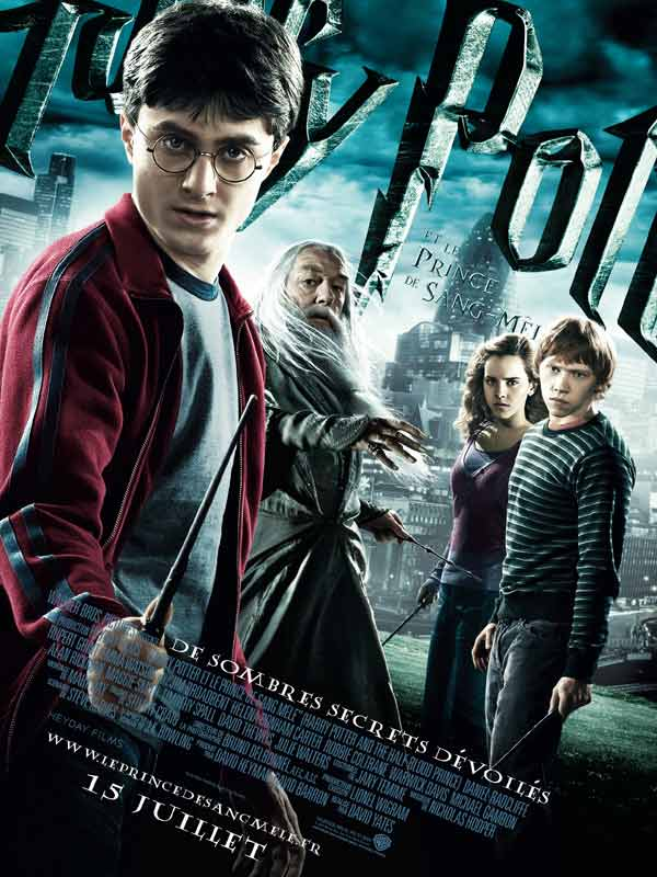harry potter 6 fr