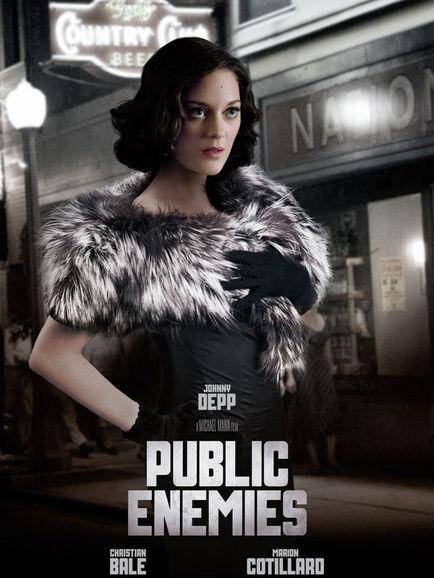 public enemies cotillard
