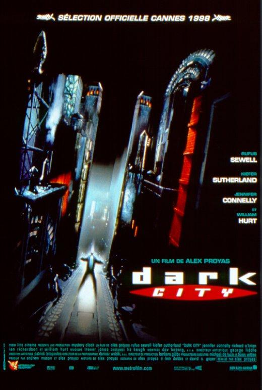 dark city affiche