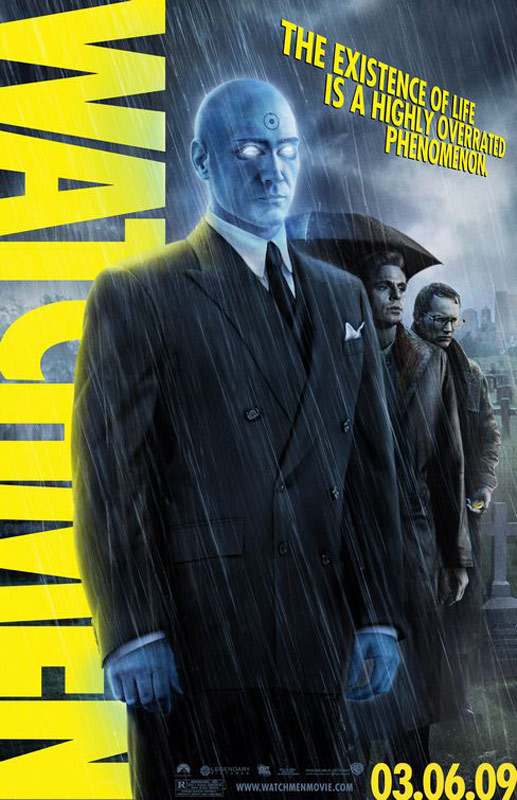 watchmen manhattan