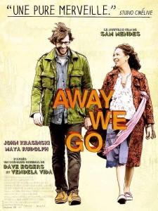 away we go aff fr