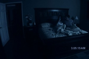 paranormal bed