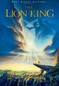Roi Lion affiche