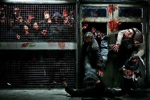la horde zombies
