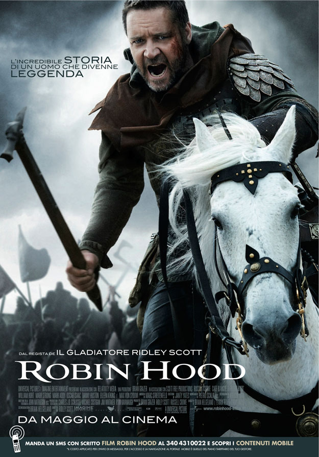 Robin des Bois (2010) affiche