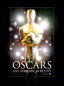 affiche oscars