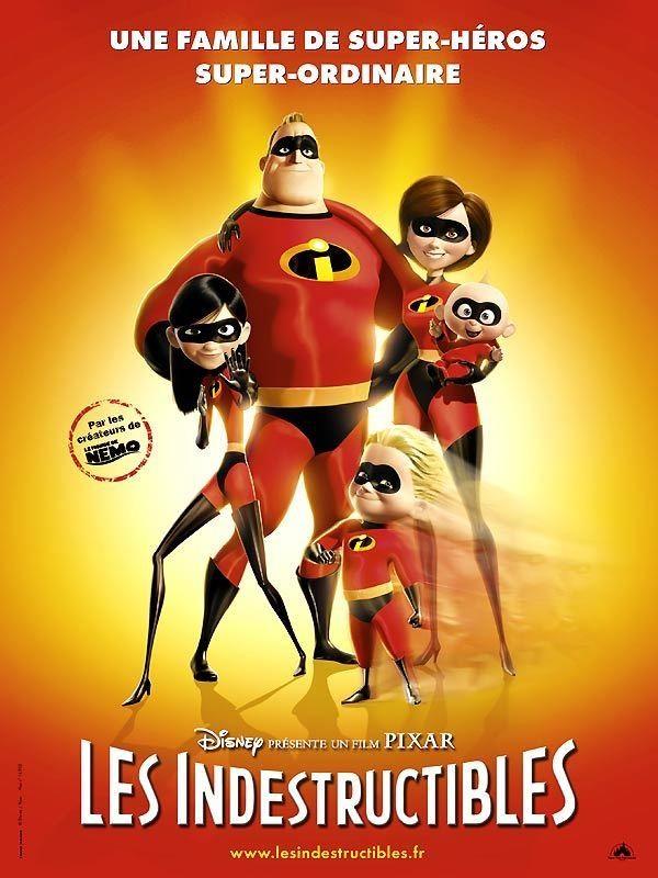 De super héros les indestructibles est forcément incontournable