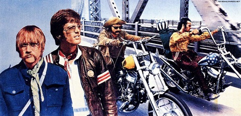 Easy Rider Dennis Hopper culte critique film myscreens