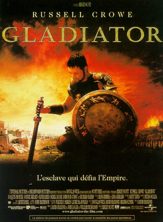 Le film le plus remarquable selon vous - Page 2 Gladiator1