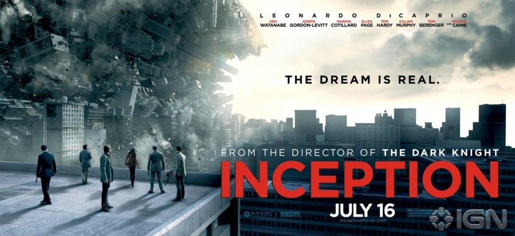 Inception news film myscreens blog cinema