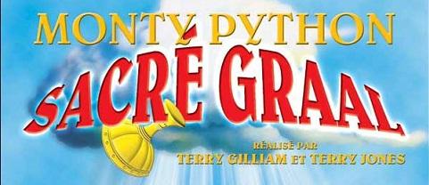 Monty Python Sacré Graal culte myscreens blog cinema