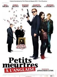 petits meurtres à l'anglaise affiche myscreens critique film blog cinema