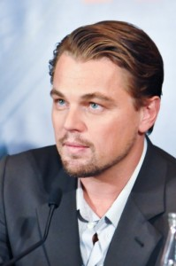 Inception pressconf Leonardo DiCaprio photo filmgeek