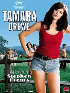 Tamara Drewe affiche stephen frears gemma arterton
