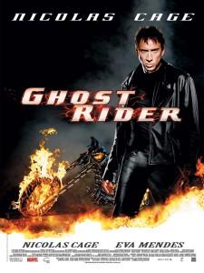 Ghost Rider Nicolas Cage nanar myscreens