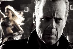 Sin City Cet Enfant de Salaud Bruce Willis Jessica Alba