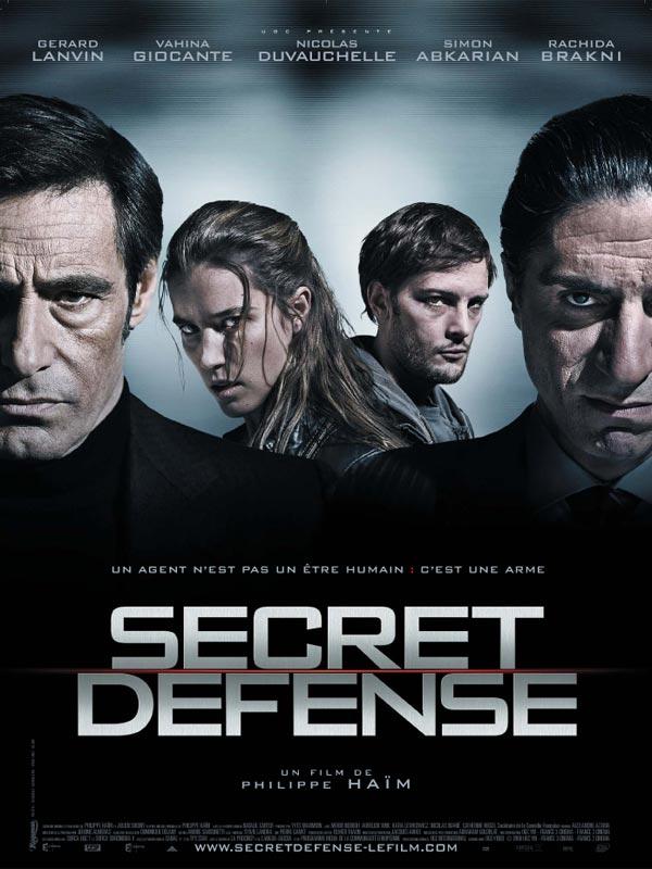 Secret Défense affiche