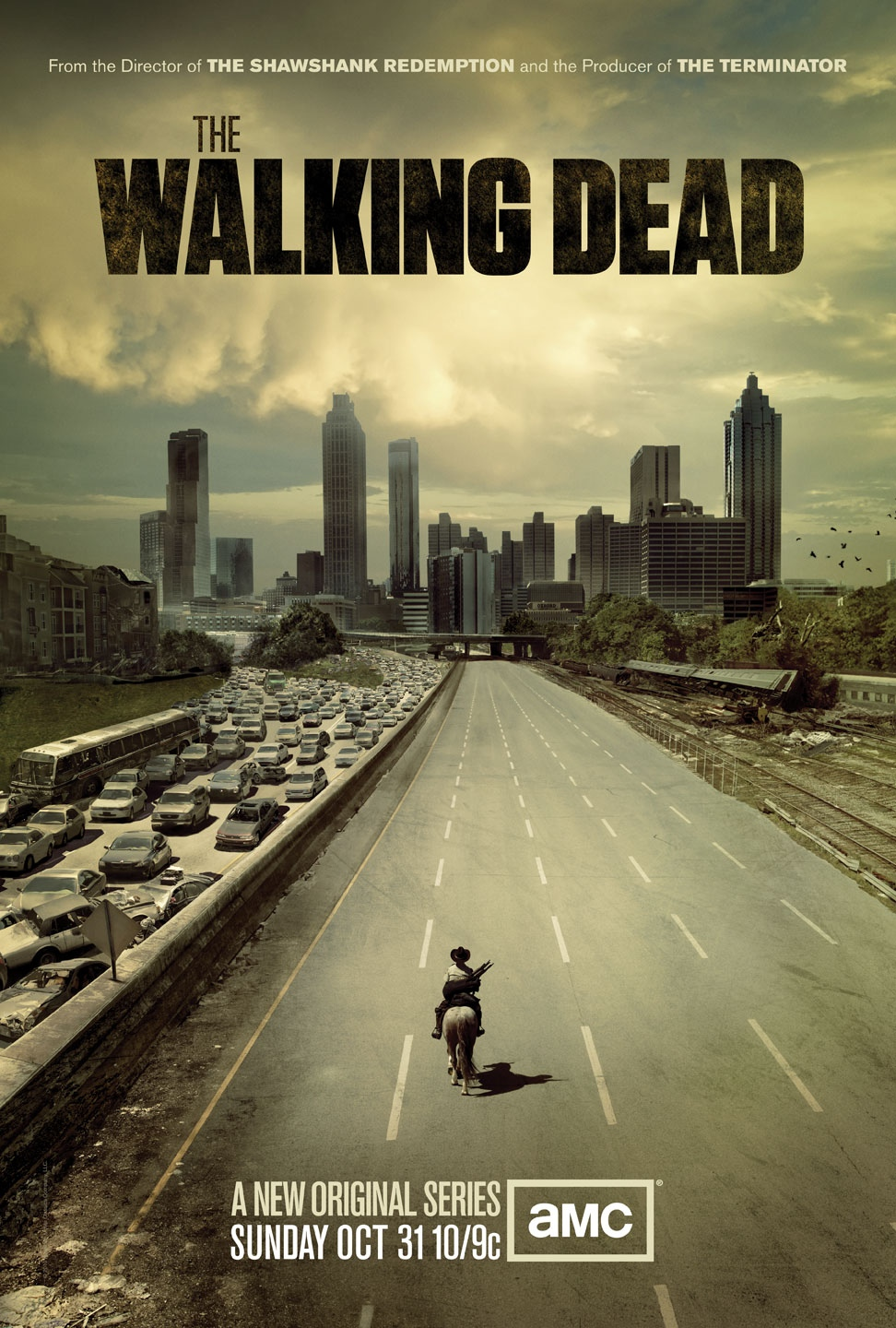 The Walking Dead, saison 1