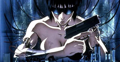 ghost in the shell culte