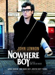 Nowhere Boy affiche