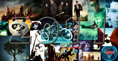 top films les plus attendus de 2011