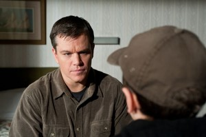 Au-Delà, Matt Damon