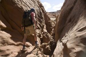 127 Heures canyon