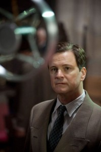 le discours d'un roi Colin Firth