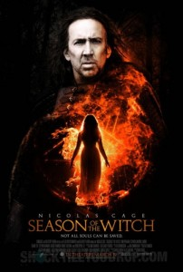 Le Dernier des Templiers / Season of the Witch affiche