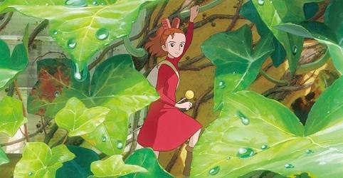 Arrietty le petit monde des chappardeurs, critique, Ghibli
