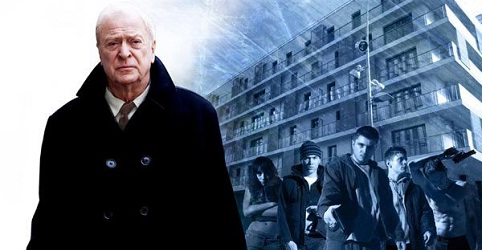 harry brown, critique