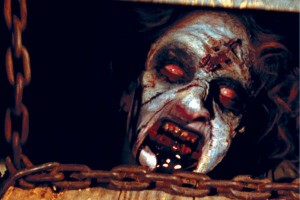 Evil Dead demon