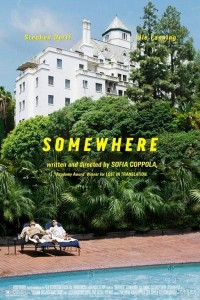 somewhere affiche