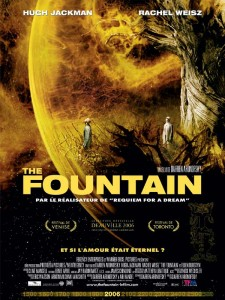 The Fountain affiche