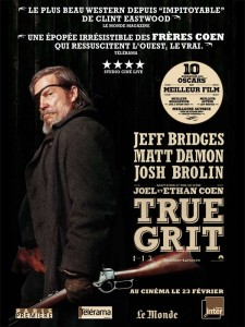 True Grit - affiche - Jeff Bridges