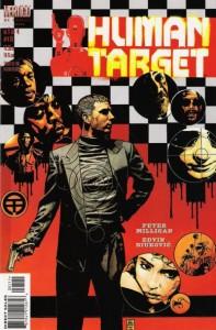 Human Target comic