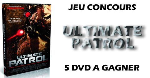 concours dvd ultimate patrol