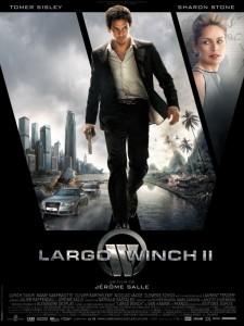 largo winch 2 affiche