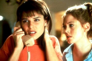 Scream Neve Campbell Rose McGowan