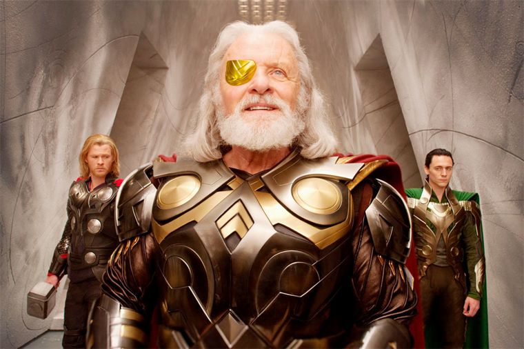Thor Anthony Hopkins