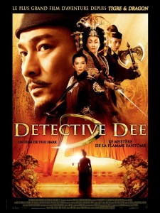 Detective Dee affiche