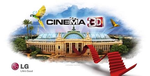 LG 3D Event