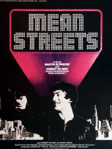 Mean Streets, affiche