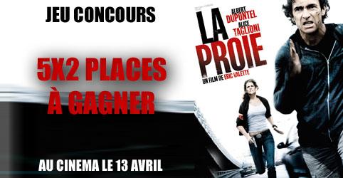 concours La Proie