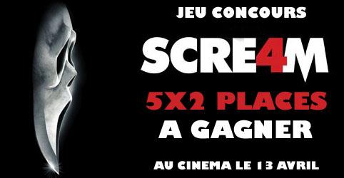 concours scream4