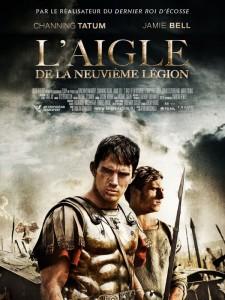 l'Aigle de la Neuvième Légion affiche