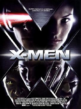 X-Men affiche